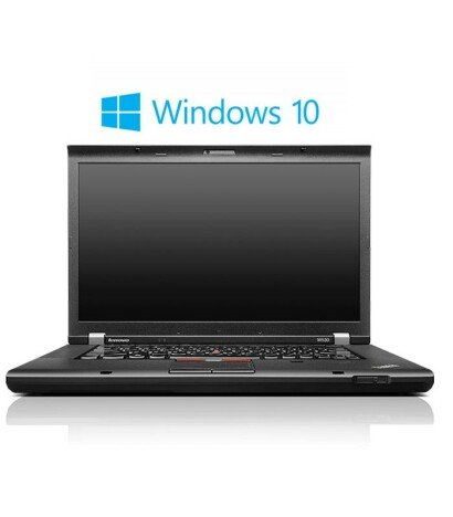 Laptop Refurbished Lenovo ThinkPad W530, i7-3740QM, Win 10 Home
